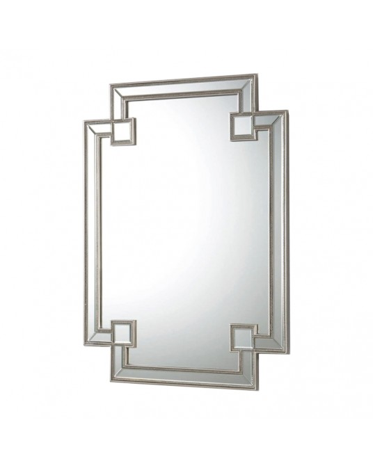 Mirror Enclosure Prata