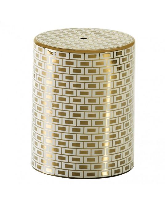 Tamborete Gold Metropolis