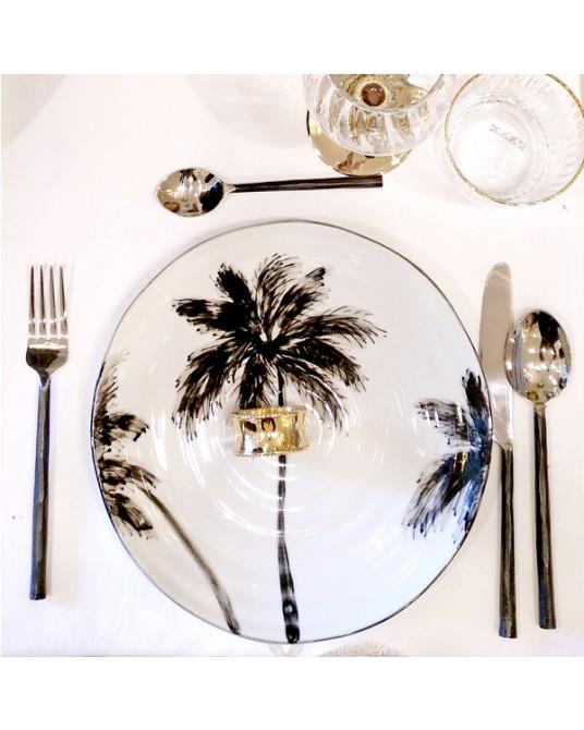 Cutlery Nature Black