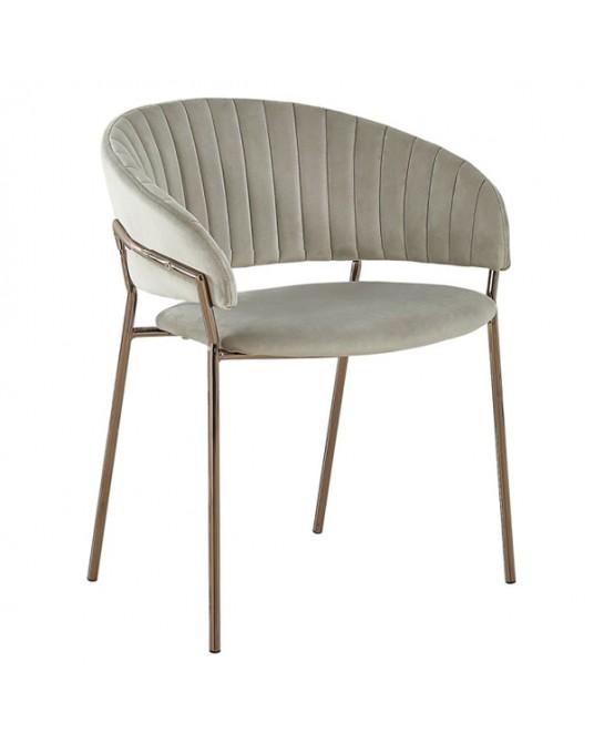 Cadeira Avedon Grey