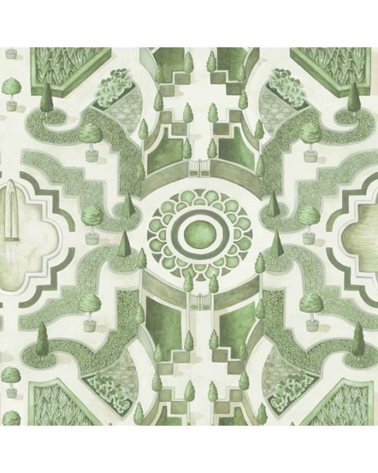 Papel de Parede Topiary