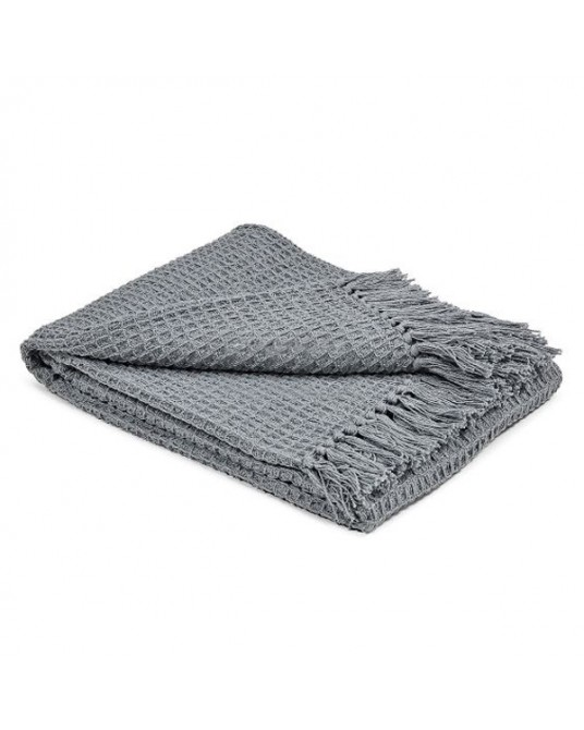 Blanket Shallow Grey