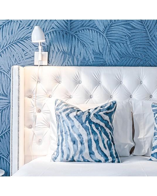 Zambia Blue Pillow