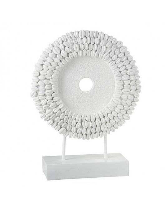 Round Shells Pedestal