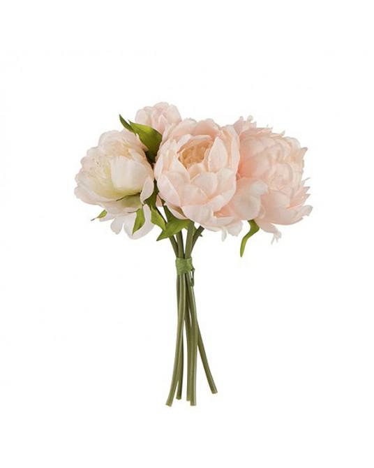 Bouquet Flores Peonias