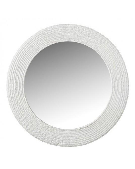 Espelho Grain Branco  D50