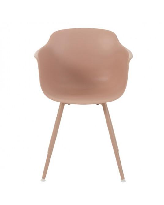 Cadeira Sam Nude Pink