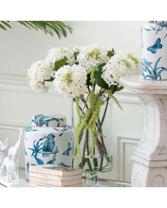 White Hydrangea 51 cm