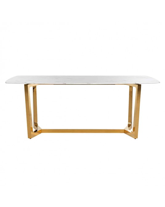 Dinning Table GoldLux