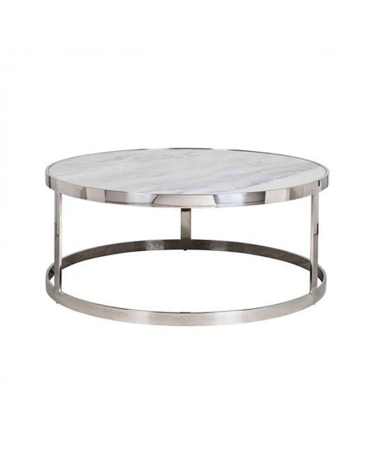 Coffee Table Regal Silver