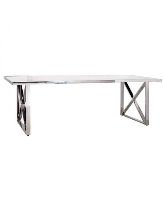 Mesa de Jantar Regal Silver
