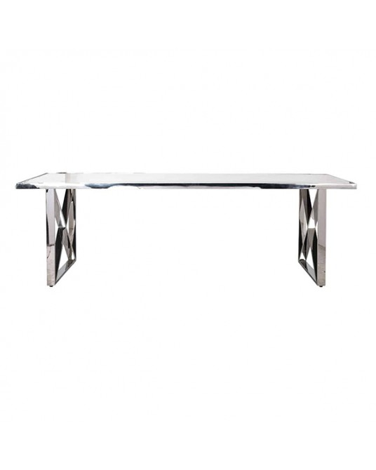 Dining Table Regal Silver