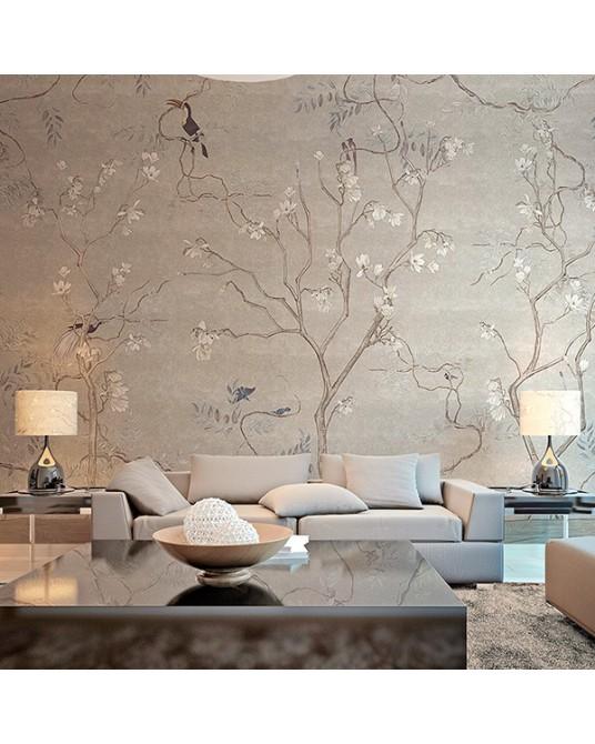 Wallpaper Mural Insule Beige