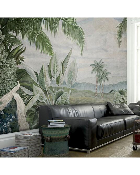 Wallpaper Mural Eden Green