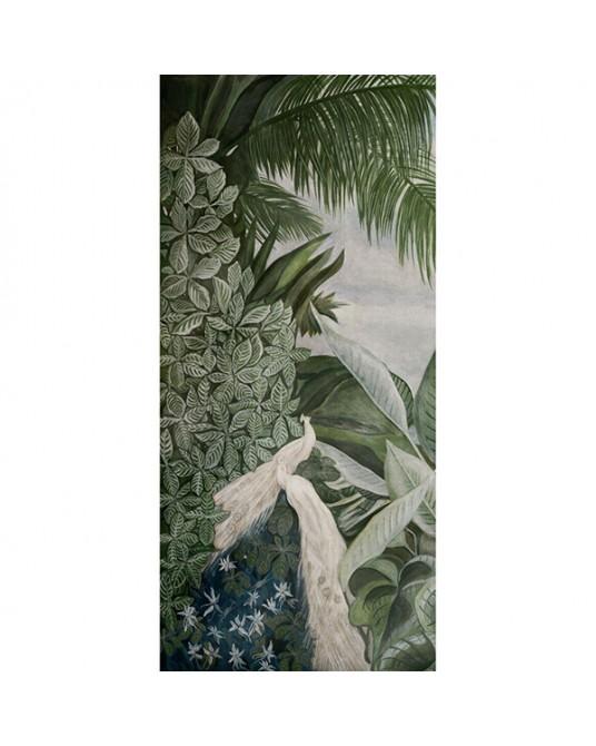 Painel Papel de Parede Eden Green