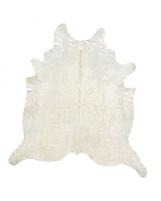 White Natural Rug
