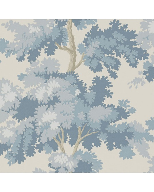 Papel de Parede Raphaël Light Blue