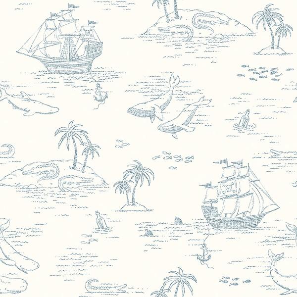 Papel de Parede Treasure Island
