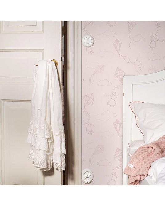 Wallpaper Up&Away Pink
