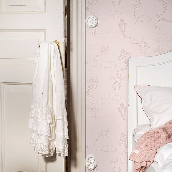 Papel de Parede Up&Away Pink