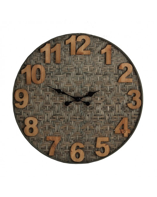 Basket Clock