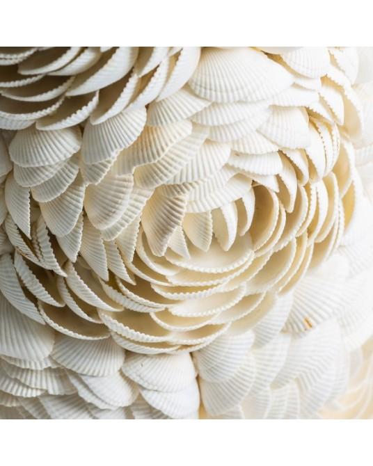 Candeeiro de Mesa Flower Shells