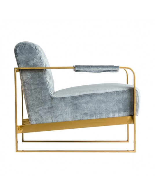 Armchair Calia Grey