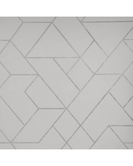 Wallpaper Gea Grey