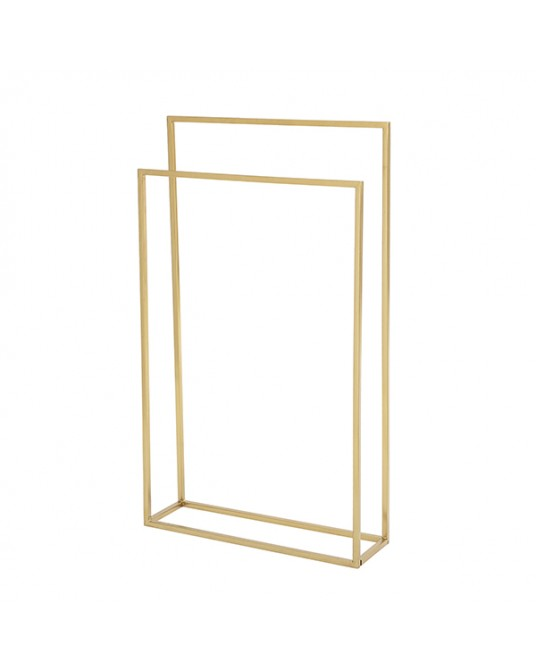 Towel Rack Gold