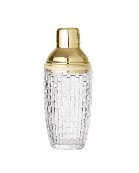 Shaker Deco Gold