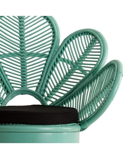 Cadeira Lila Turquoise