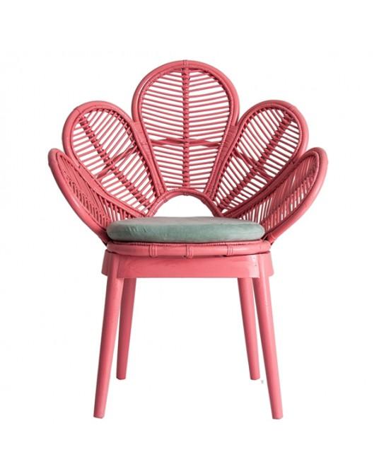Cadeira Lila Rosa