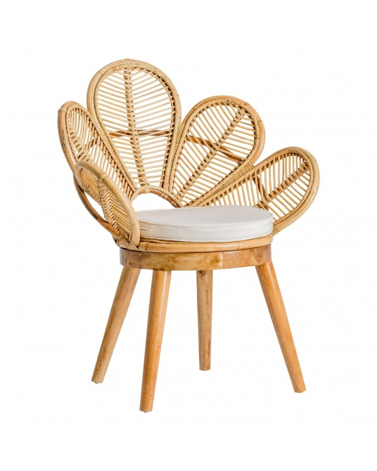 Cadeira Lila Natural