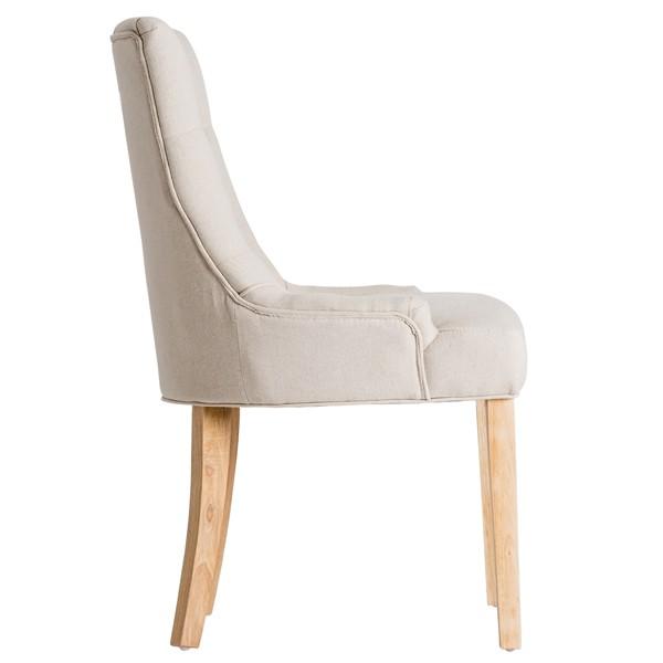 Cadeira Lina Creme
