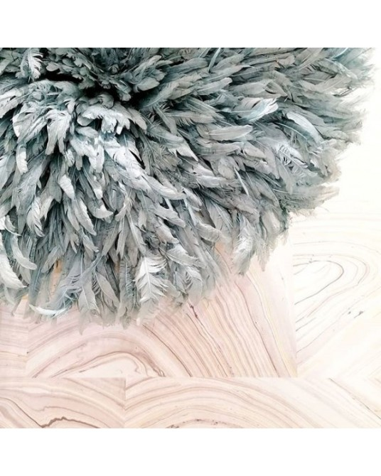 Juju Hat Silver Blue L