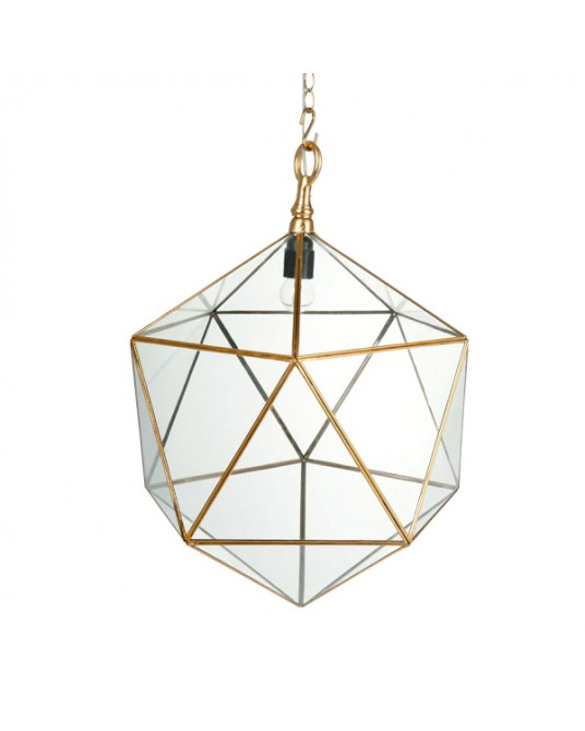 Sirona Gold Ceiling  Lamp