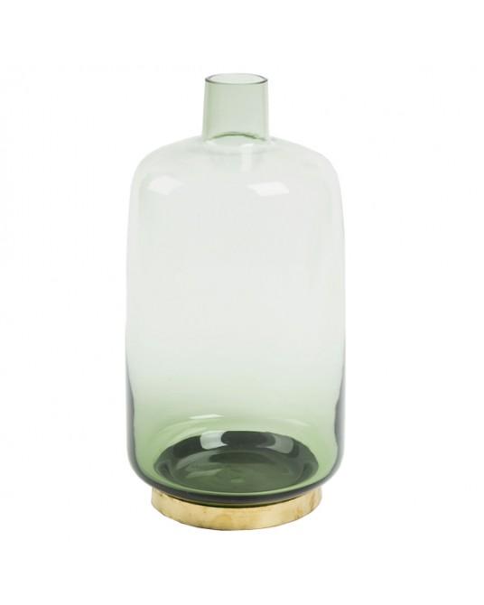 Jayna Green Vase