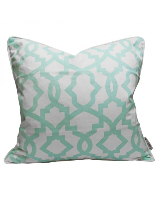 Pillow Dennis Opal Blue