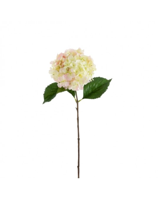 Light Pink Hydrangea 65 cm