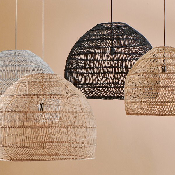 Cand. Tecto Wicker natural