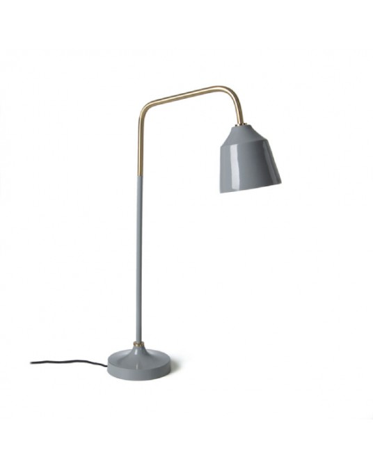 Lamp Beck Grey
