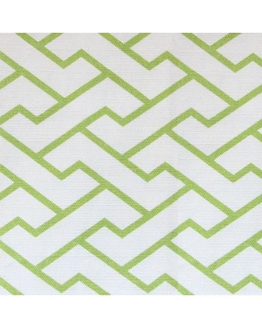 Almofada Labyrinth Green