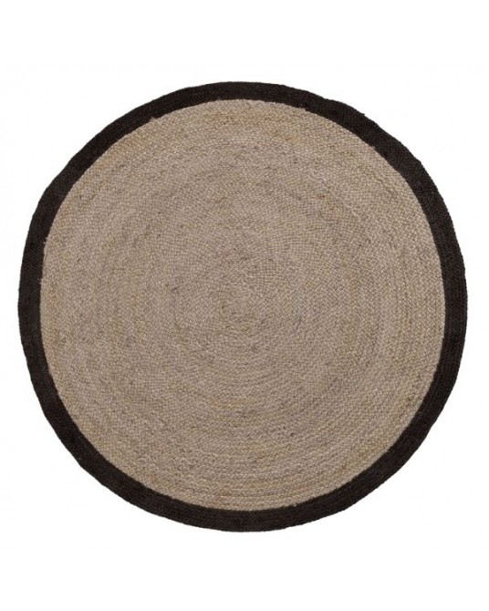Rug Samy Black 150 cm
