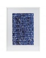 Quadro Abstract Blues II