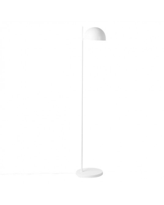 Floor Lamp White Ball