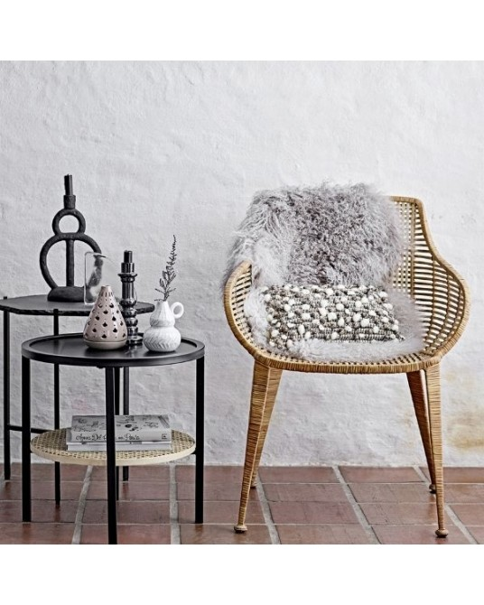Cadeira Amira Rattan