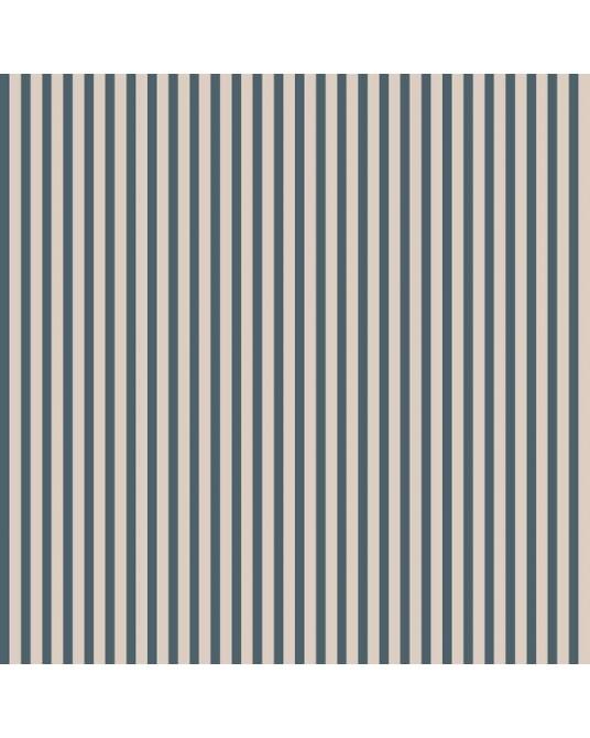 Wallpaper Estelle Dark Blue