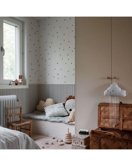 Wallpaper Estelle Graphite