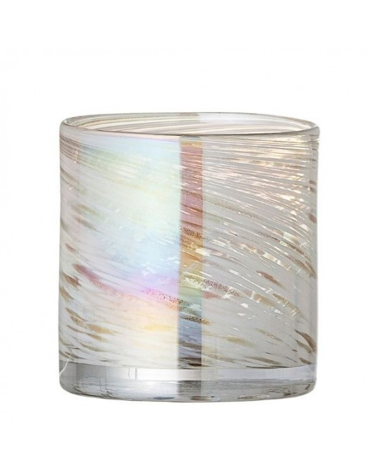 Soft Lines candle holder