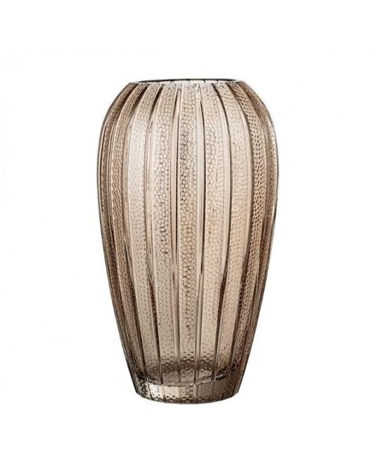 Vase Saffron Brown